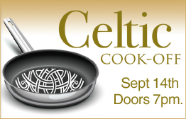 Celtic Cook Off at the West Cork Hotel